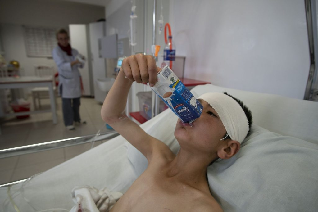 Un Ospedale in Guerra - Kabul