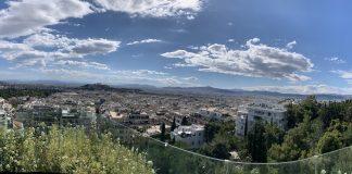 Atene, Grecia, Panorama