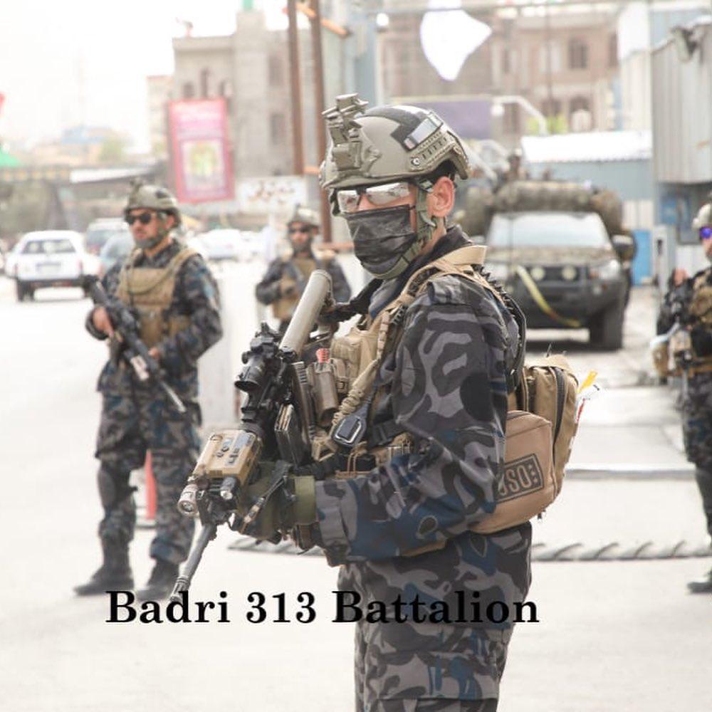 Talebani 313 Badri